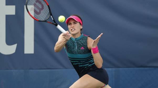Petkovic reaches semis at rain-delayed Citi Open