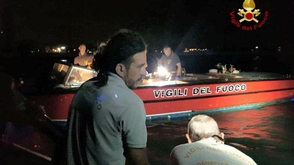 Scontro in Laguna di Venezia, 2 morti
