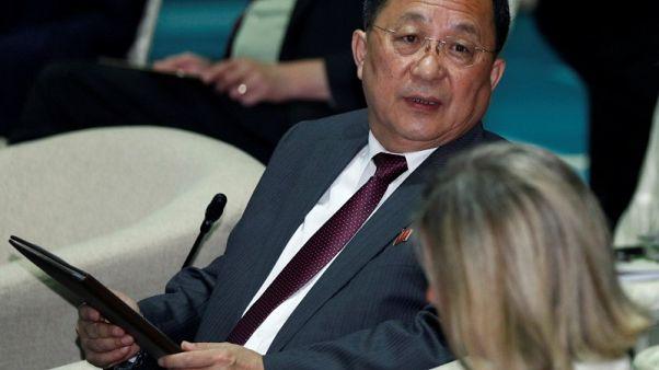 كوريا الشمالية تعبر عن قلقها بشأن المواقف الأمريكية