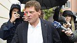 Ullrich arrestato per aggressione