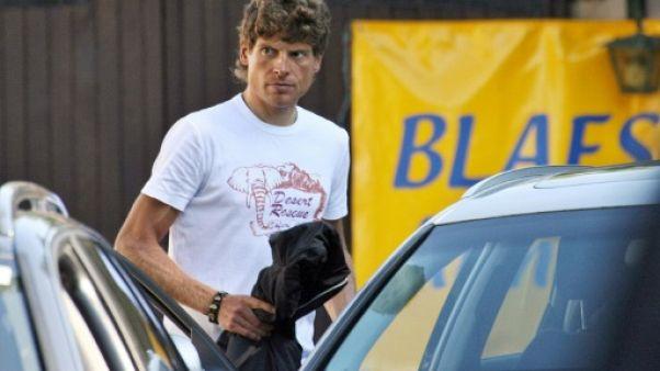 L'ancien champion cycliste Jan Ullrich arrêté aux Baléares