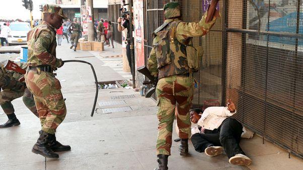 بريطانيا تعبر عن قلقها الشديد للعنف الذي أعقب انتخابات زيمبابوي