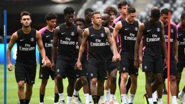 Paris SG remporte, face à Monaco, son 8e Trophée des Champions 4-0