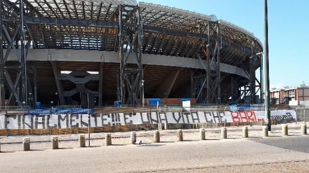 Napoli: Auricchio, Adl pensi a squadra