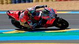 Dovizioso puts Ducati on pole for Czech GP