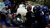 مثول أعضاء بالمعارضة في زيمبابوي للمحاكمة بسبب عنف بعد الانتخابات