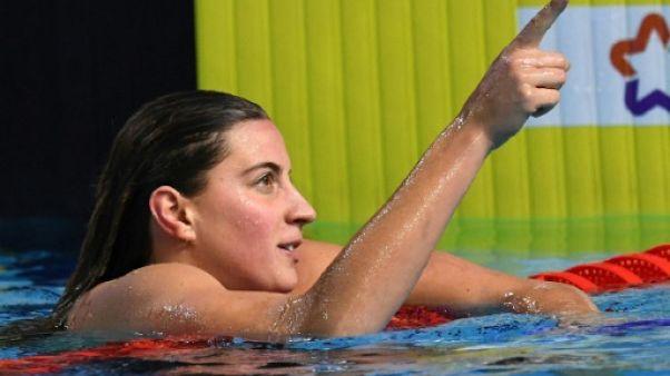 Euro de natation: Bonnet, une saison à couronner