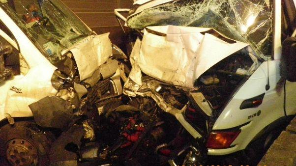 Incidenti stradali: 3 morti in Puglia