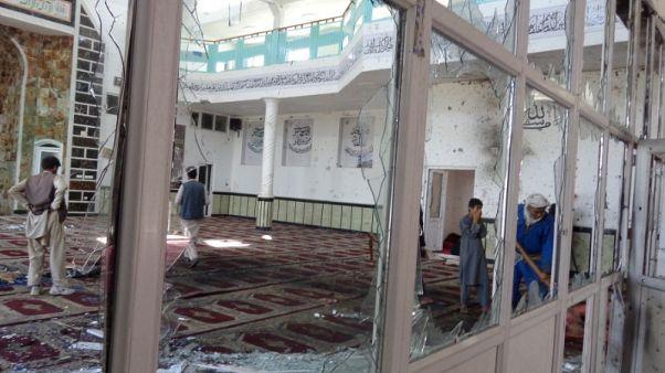 الدولة الإسلامية تعلن مسؤوليتها عن هجوم على مسجد للشيعة في أفغانستان