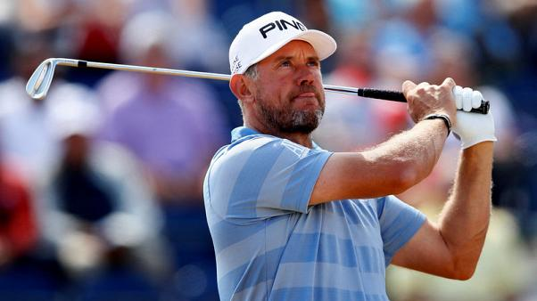 Golf - Englishman Westwood out of PGA Championship with injury