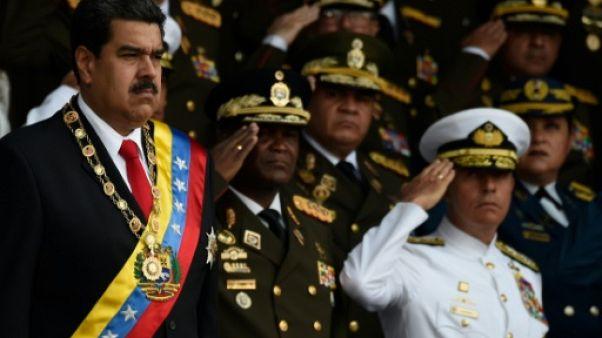 Maduro sort indemne d'un attentat aux drones (ministre)