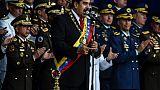 """Venezuela: Maduro indemne après un """"attentat"""" aux drones (gouvernement)"""