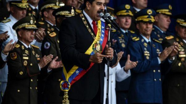 Venezuela: Maduro dit avoir échappé à un attentat et accuse le président colombien