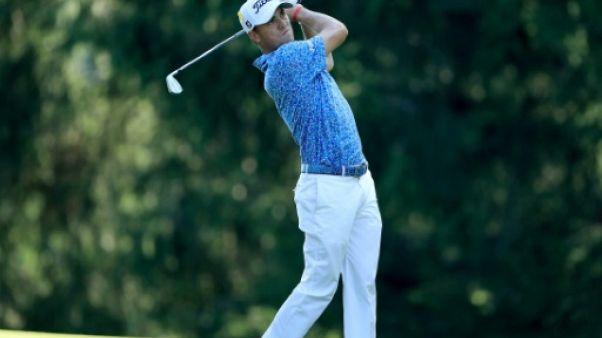 Golf: Thomas seul en tête, Woods craque au Bridgestone Invitational