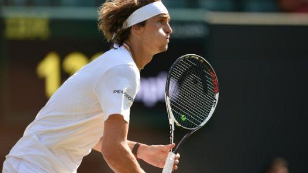 Tennis: Alexander Zverev à un match du doublé à Washington