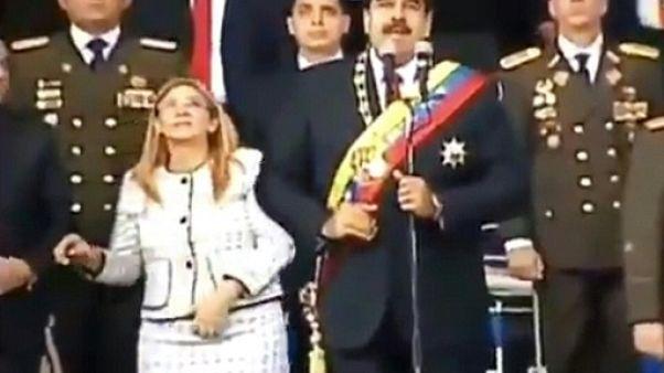 Venezuela: Maduro visé à plusieurs reprises ces dernières années