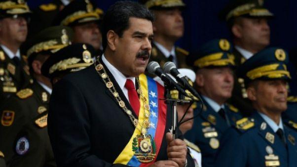 """Maduro, un président controversé qui entend poursuivre la """"révolution"""" au Venezuela"""