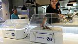 Au restaurant en Chine, le serveur est un robot