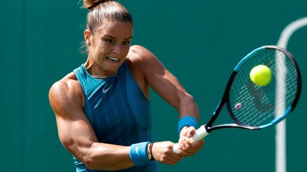 Sakkari continues dream run to reach Silicon Valley final