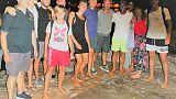 Avaria al gommone, 9 salvati a Lampedusa