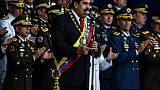 "Venezuela: 6 arrestations, des ""preuves accablantes"" après l'""attentat"" contre Maduro"