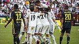 Calcio: ICC, Real Madrid-Juventus, 3-1