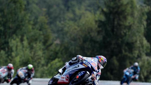 Di Giannantonio vince in Moto3 a Brno