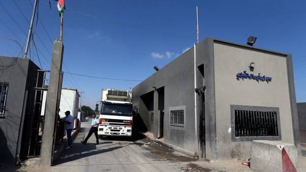 Israel says Gaza truce talks focus on easing closure in return for calm