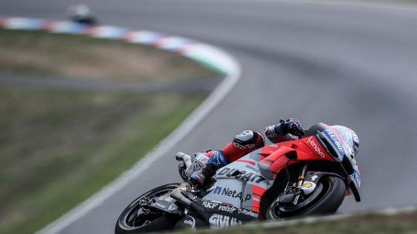 MotoGp: Dovizioso trionfa a Brno