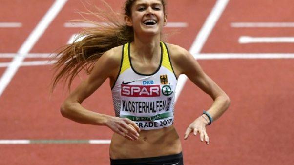 Euro d'athlétisme: l'Allemagne et la Grande-Bretagne pour le podium
