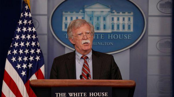 بولتون: لا علاقة لأمريكا بالهجوم على رئيس فنزويلا