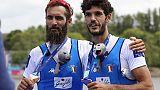 Canottaggio: Italia bronzo doppio PL