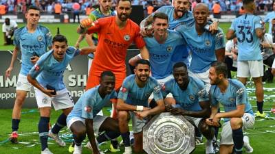 Community Shield: Agüero guide City vers la victoire