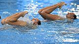 Nuoto:euroargento Italia sincrocombinato