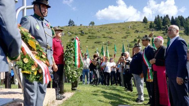Grande guerra: Rossi (Trentino), mai più