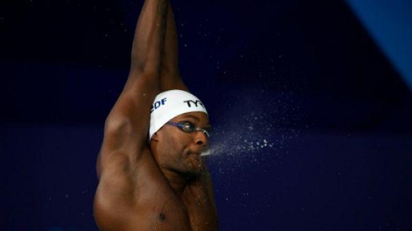 Euro de natation: l'Italien Miressi sacré, le Français Metella 3e