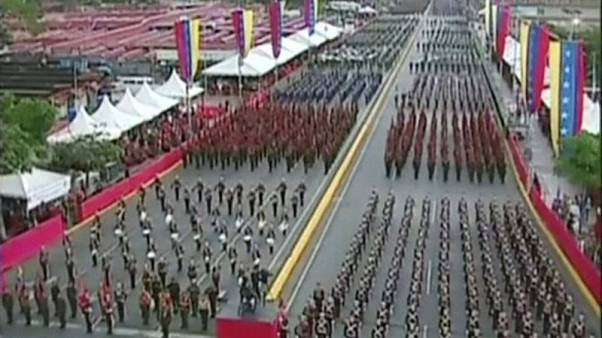 Blast scattering soldiers makes Venezuela's Maduro look vulnerable - analysts