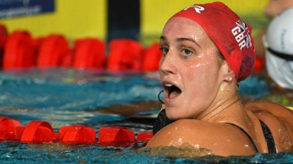 Euro de natation: la Britannique Davies en or sur 50 m dos, Gastaldello 5e