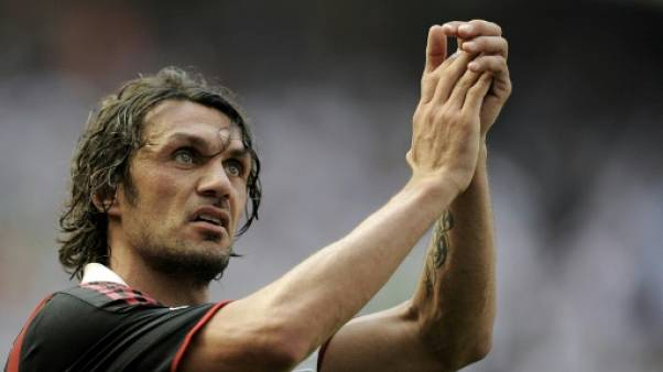 Italie: Paolo Maldini revient à l'AC Milan, son club de toujours