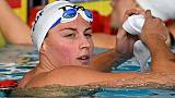 Euro de natation: Charlotte Bonnet en finale du 200 m sans s'employer