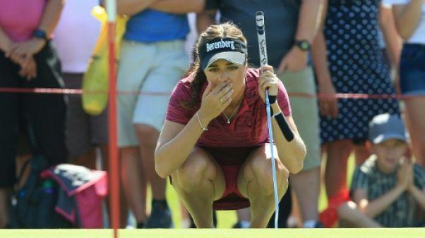 Golf: l'Anglaise Georgia Hall remporte le British Open
