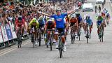 Road Cycling - Bastianelli sprints to European road race title