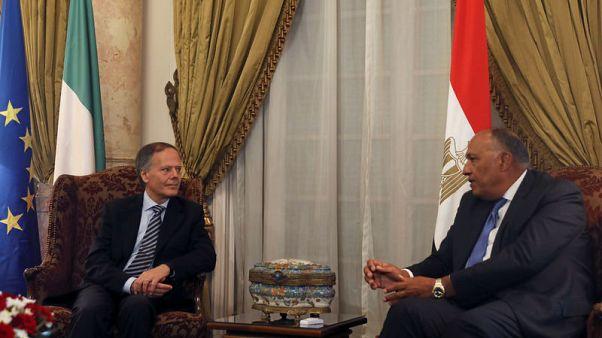 """إيطاليا تشيد بمصر """"لتعاونها الممتاز"""" في التحقيق الخاص بمقتل ريجيني"""