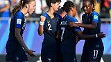 Mondial dames des -20 ans: la France démarre fort