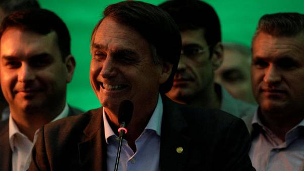 Brazilain right-wing candidate Bolsonaro picks army general as running mate