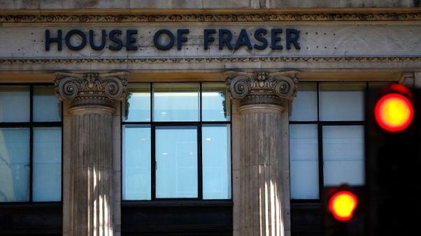 House of Fraser settles CVA challenge from landlords