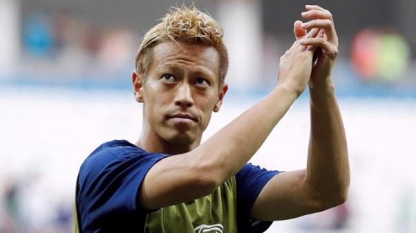 Soccer - Japan's Honda signs with Melbourne Victory
