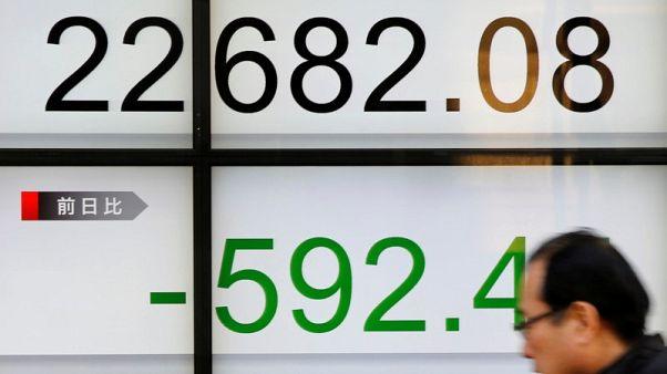 نيكي يرتفع 0.05% في بداية التعامل بطوكيو