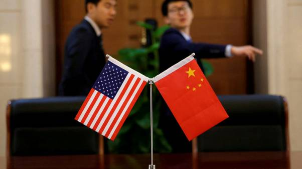 Chinese state media slams Trump for 'extortion' in trade dispute