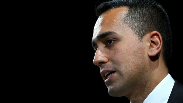 Respecting fiscal rules not Italy's priority, says deputy PM Di Maio